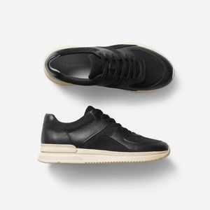O by Everlane 'The Trainer' Leather Sneakers
